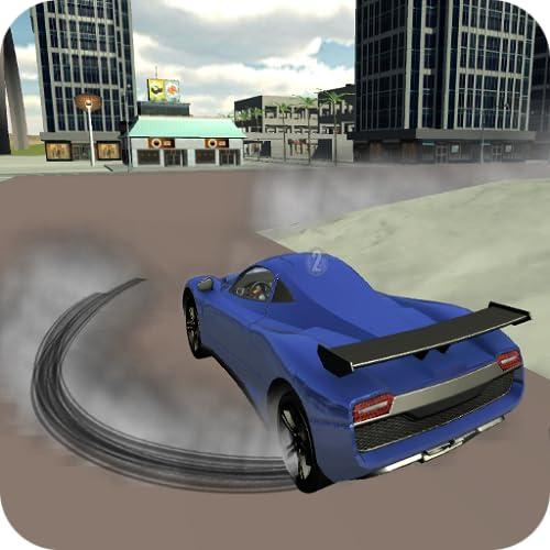 Extreme Car Drift Simulator 3D