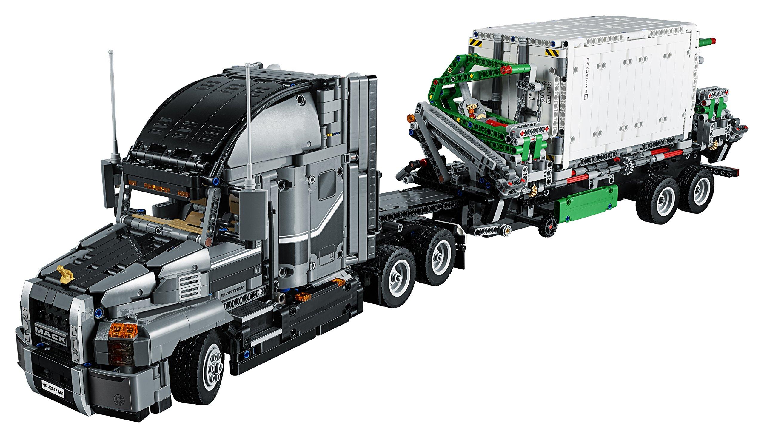 display case for Lego  Mack Anthem 42078 Australia Top Rated Seller DK
