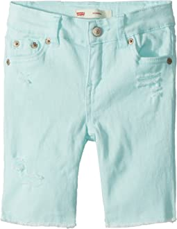 Seaside Bermuda Shorts (Big Kids)