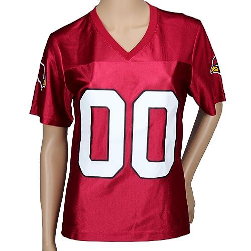 a10baedb003a Reebok Arizona Cardinals NFL Womens Dazzle Fashion Jersey