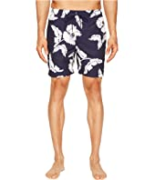 Jack Spade - Poppy Flower Swim Trunks