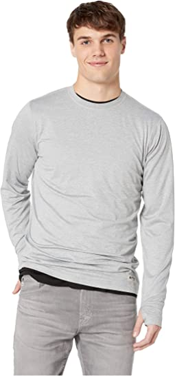 Nike pro mesh long sleeve training top  82740864bbe
