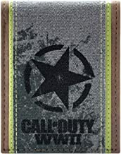Call of Duty WWII Bifold Canvas Wallet