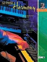 لوحة مفاتيح الجاز Harmony: كتاب & CD