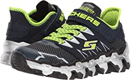 SKECHERS KIDS Mega Flex Lite - Blast Out 97562L (Little Kid/Big Kid)