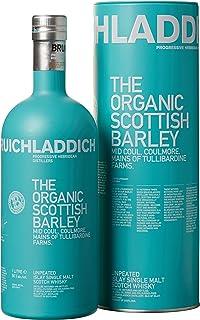 Bruichladdich The Organic Scottish Barley mit Geschenkverpackung Whisky 1 x 1 l