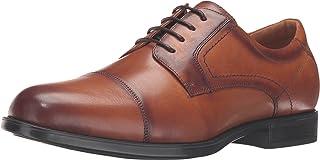 Florsheim12138-001 - Midtown Zapatos Oxford con Puntera Hombre
