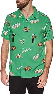 RVCA Hot Fudge Short Sleeve Shirt