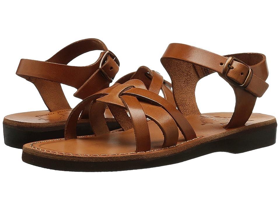 Jerusalem Sandals Miriam Womens (Honey) Women