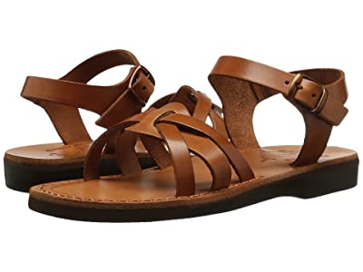 Jerusalem Sandals Miriam Womens (Honey) Women