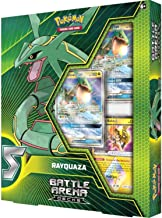 Pokemon TCG: Battle Arena Deck Rayquaza-Gx + 2 Foil Cards + 1 Foil Prism Star Card