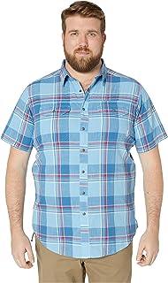 [コロンビア] メンズ シャツ Big and Tall Leadville Ridge Yarn-Dye Sh [並行輸入品]