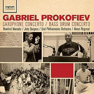 prokofiev saxophone