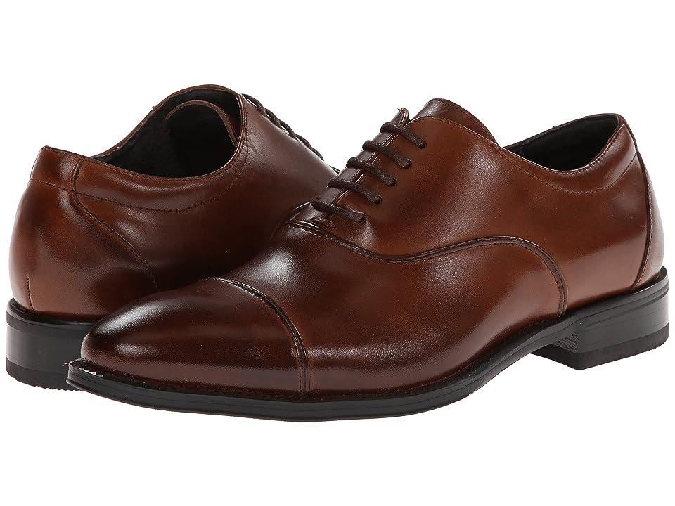 Stacy Adams Kordell (Cognac Leather) Men