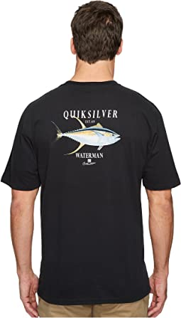 Quiksilver Waterman Golder Session Short Sleeve Tee
