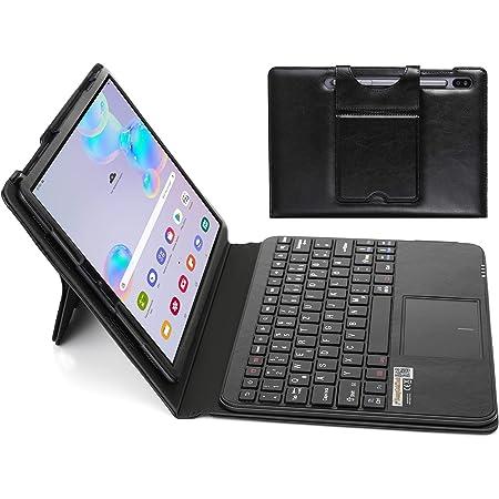 Mq Für Galaxy Tab S6 10 5 Bluetooth Tastatur Tasche Elektronik