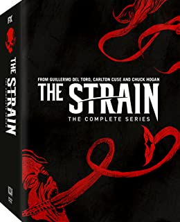 The Strain 1-4: The Complete Series