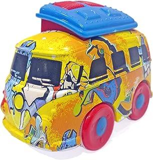 Popsugar Fiction Doodle Die Cast Mini Van