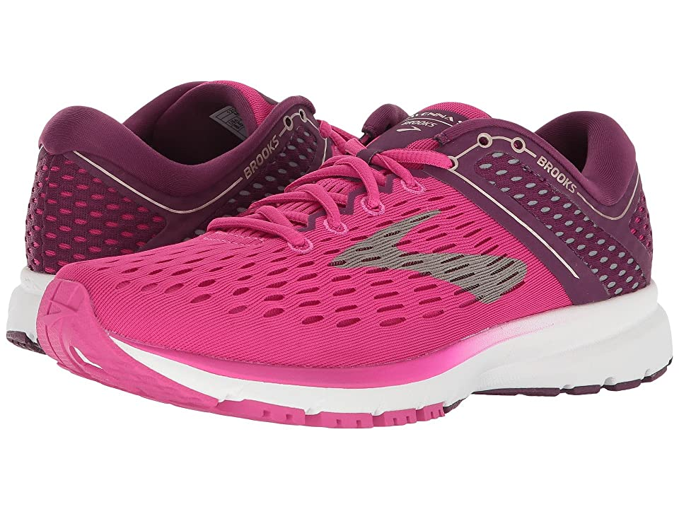 Brooks Ravenna 9 (Pink/Plum/Champagne) Women