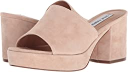 Relax Slid Block Heeled Sandal