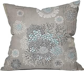 Deny Designs Iveta Abolina French Blue Throw Pillow, 20 x 20