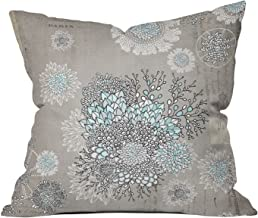 Deny Designs Iveta Abolina French Blue Throw Pillow, 20 x 20