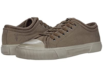 AllSaints Rigg Two Low Top (Khaki) Men