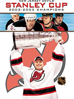 NHL Stanley Cup Champions 2003: New Jersey Devils