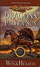 DRAGON LANCE The War of Souls Trilogy 3-Book Set: Volume 1: Dragons of the Fallen Sun, Volume 2: Dragons of the Lost Star and Volume 3: Dragons of the Lost Moon (Dragonlance - The War of Souls Trilogy, Vols. 1-3)