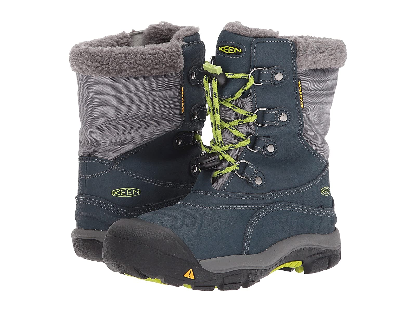 Keen Kids Basin WP (Little Kid/Big Kid)Cheap and distinctive eye-catching shoes