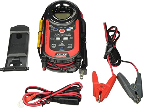 discount Optima sale Digital 400 12V popular Performance Maintainer and Battery Charger - 150-40000 online
