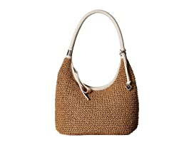 Shelby Straw Shoulder Bag
