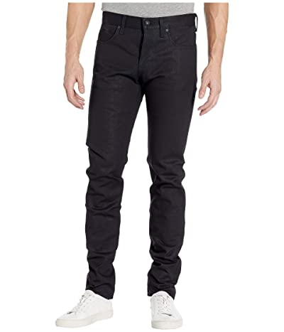 Naked & Famous Super Guy Left Hand Twill Jeans (Left Hand Twill Midnight Edition) Men