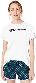 Champion Women's Classic Jersey Short Sleeve Tee