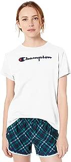 Champion Womens GT18H Classic Jersey Short Sleeve Tee Short Sleeve T-Shirt
