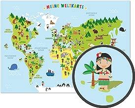 Suchergebnis Auf Amazon De Fur Weltkarte Kinder