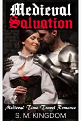 Medieval Salvation: Historical Time Travel Romance, Regency Fantasy Science Fiction, Victorian Sword & Sorcery Mystery Collection (Paranormal Scottish Highlander Heroine Series) Kindle Edition