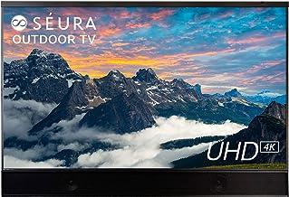 $1999 » Séura Shade Series 2 43-inch Weatherproof 4K Ultra HD Outdoor TV with Soundbar (2nd Gen)