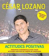 Actitudes Positivas (Conferencia Grabada En Vivo) Audio CD (Spanish Edition)