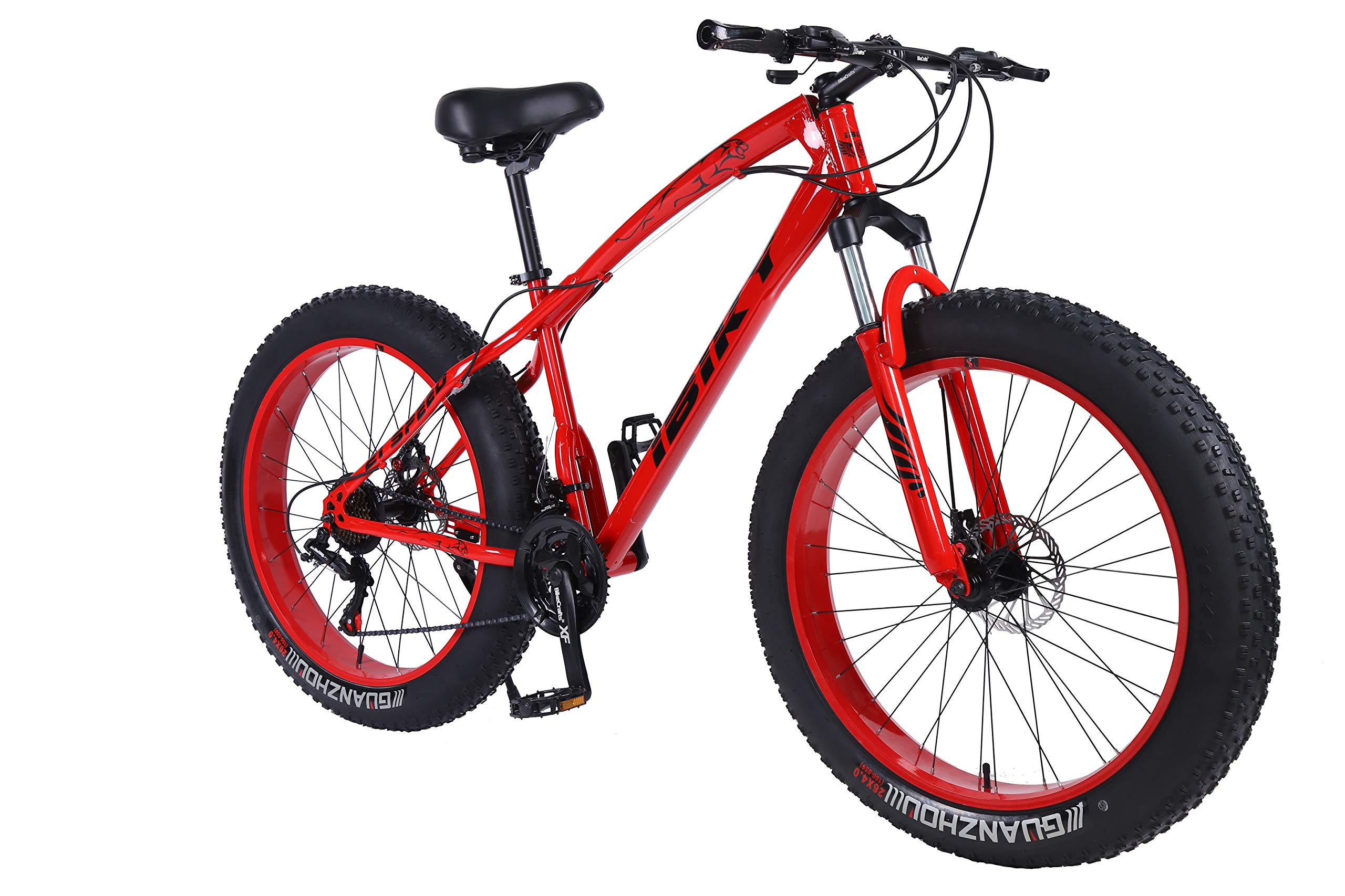 Ibiky Bicycle Mountain Powerful Fatbike