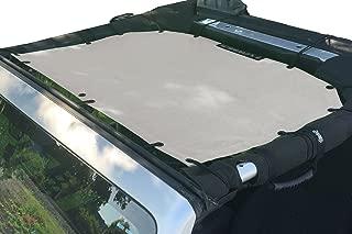 Best jeep wrangler sun shield Reviews