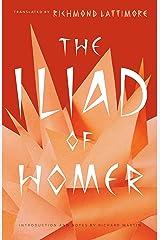 The Iliad of Homer Kindle Edition