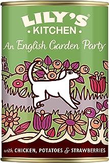 Lily's Kitchen Comida Húmeda Garden Party Inglesa para Perros Adultos (6 x 400g)