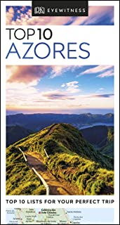 DK Eyewitness Top 10 Azores (Pocket Travel Guide) (English Edition)