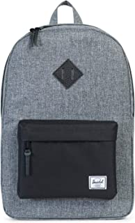 Herschel 10007-01132-OS Heritage Unisex Fashion Backpack - Grey