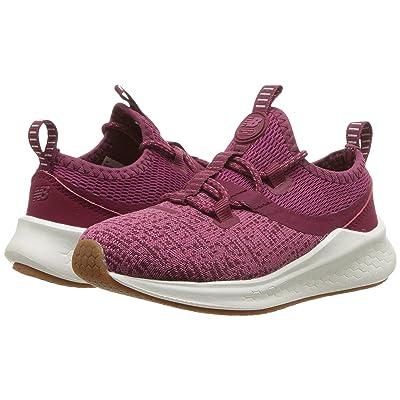 New Balance Kids KJLAZv1I (Infant/Toddler) (Vortex/Dragon Fruit) Girls Shoes