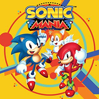 Sonic Mania Original Sound Track(Selected Edition)