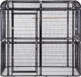 Sliverylake Big Walk-in Bird Aviary Cage Parrot Macaw Reptile Luxury Design