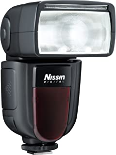 Nissin Di700A Air Flash, Wireless 2.4GHz Nissin Air System Receiver for Fujifilm - Includes Nissin USA 2 Year Warranty