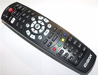 Telecomando universale EDISION originale, compatibile con tutti i ricevitori Edision